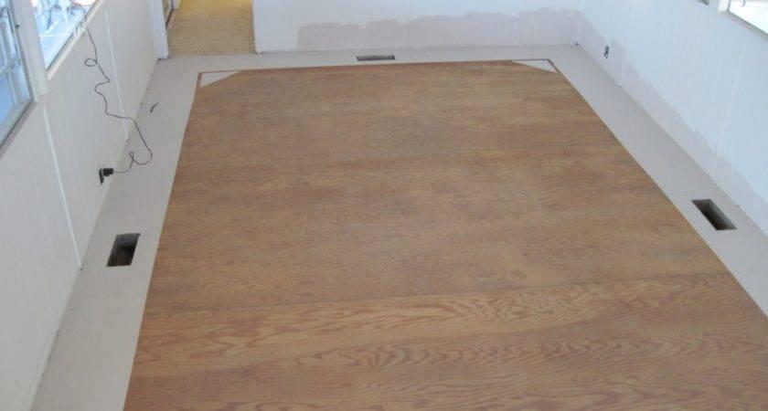 Hometalk Painted Floor Single Wide Mobile Home Make Over