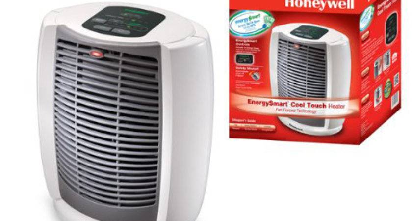 Honeywell Energy Smart Cool Touch Ceramic Heater