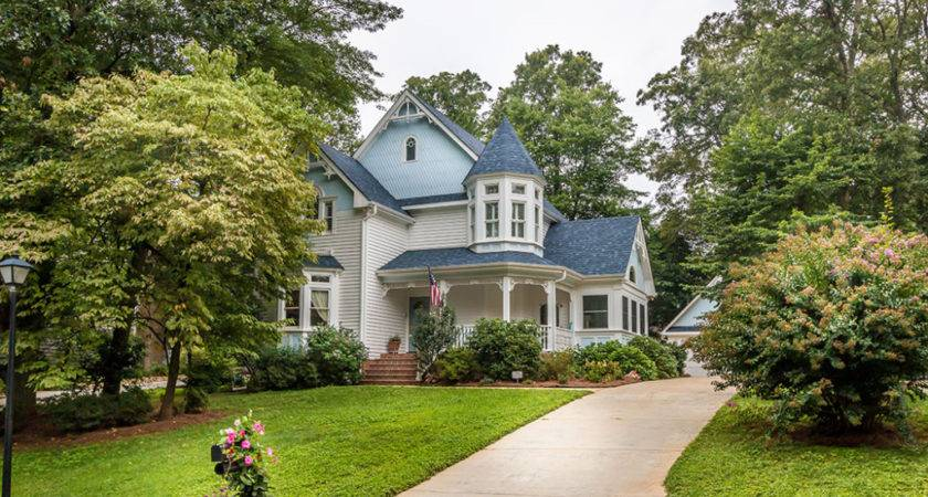 Hot New Victorian Home Sale Charlotte