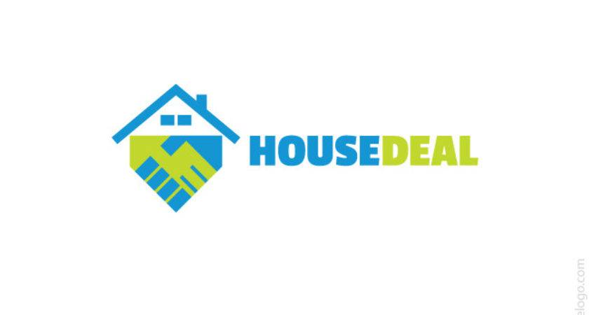 House Deal Logo Great Logos Sale