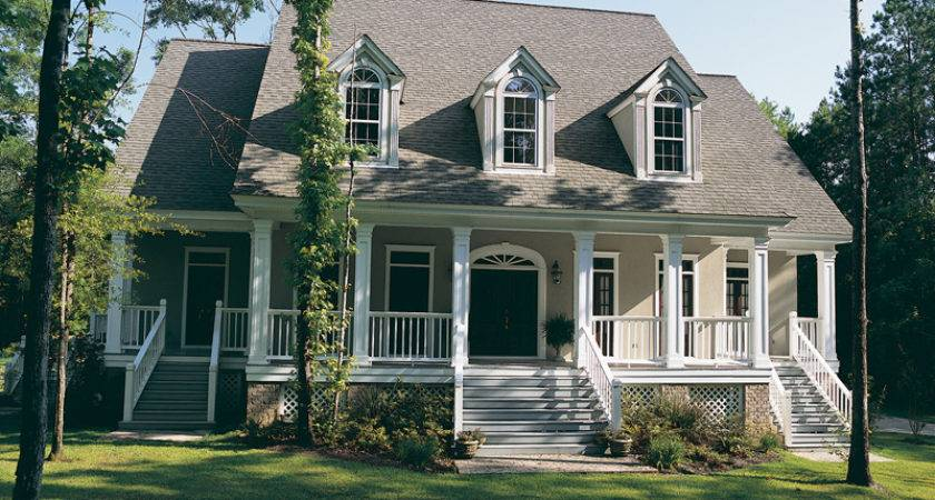 House Plans Craftsman Lowcountry Southern