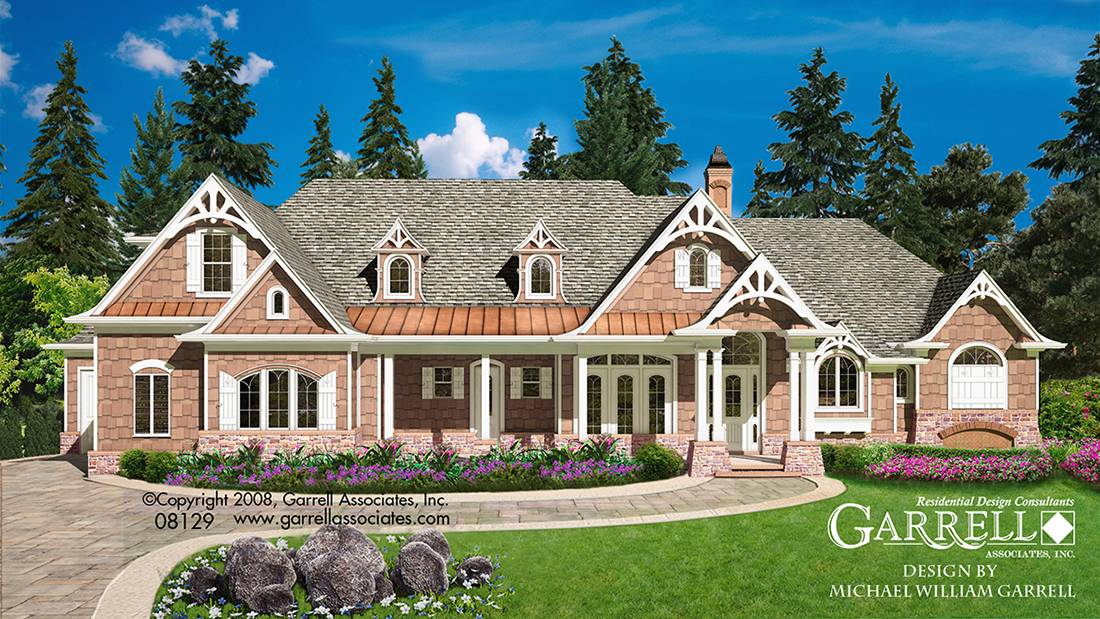 House Plans Craftsman Style Wheelchair Accessible