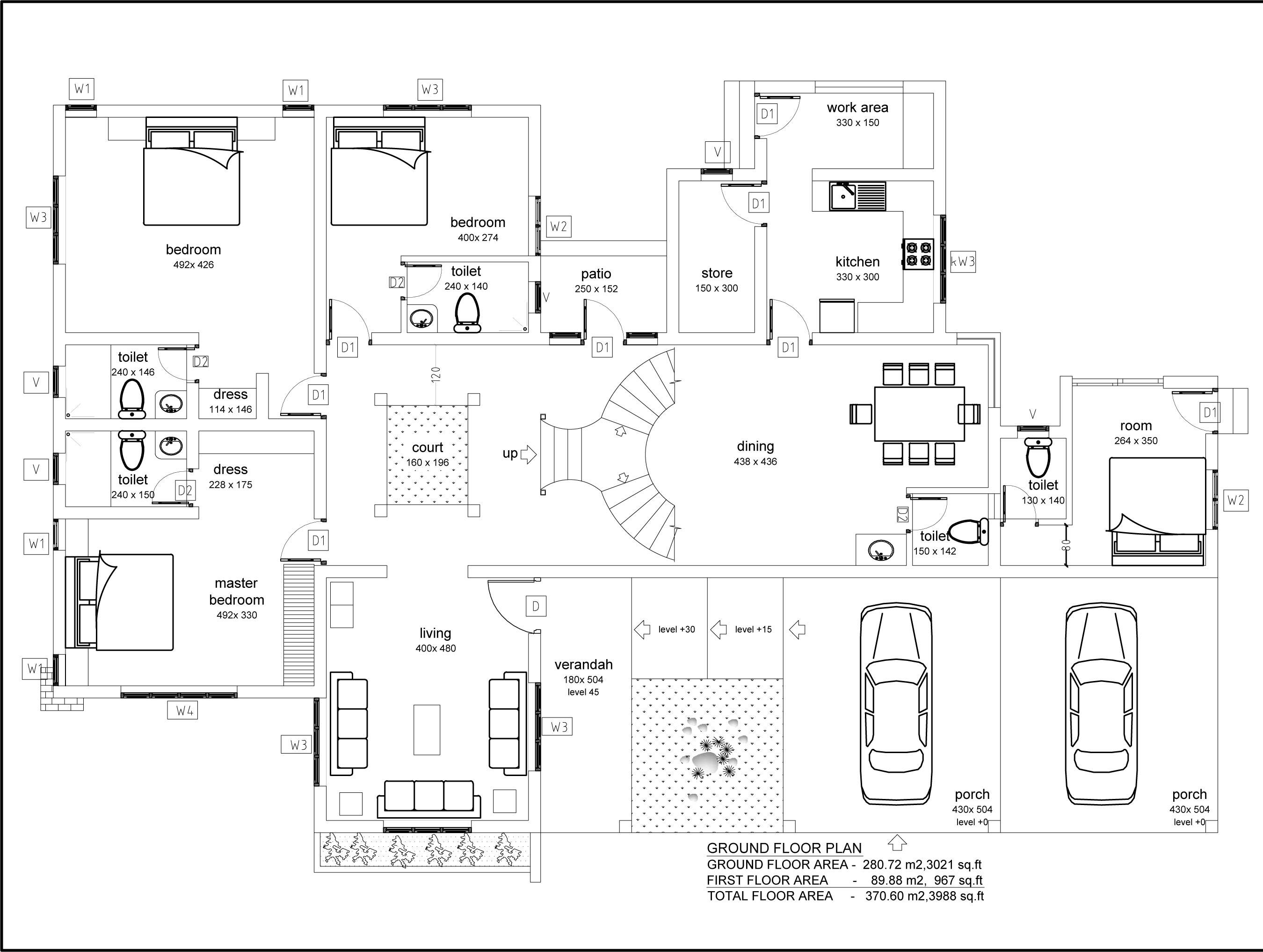 House Plans Design Very Modern
