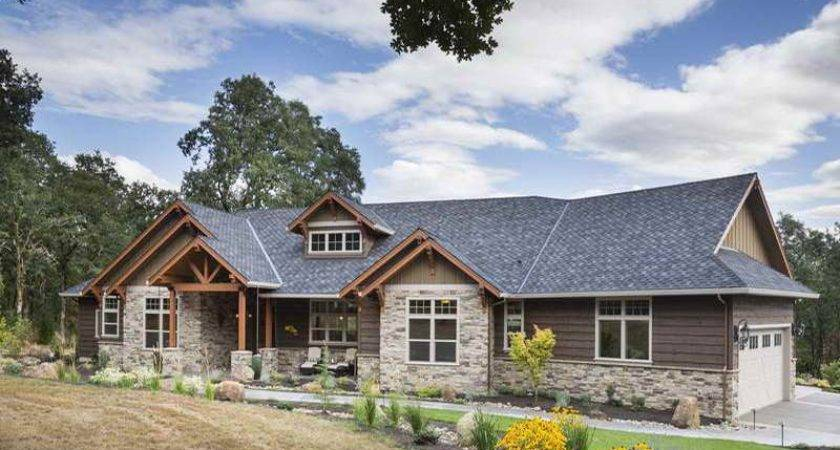House Plans Ranch Style Home