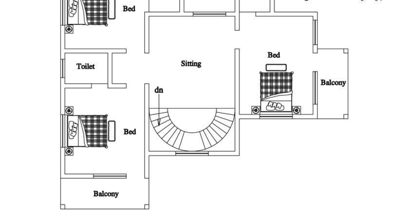 House Plans Under