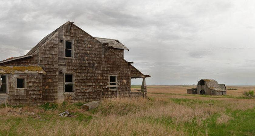 House Prairie Architecture Little