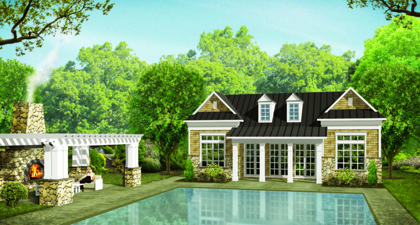 House Review Pool Houses Cabanas Professional Builder