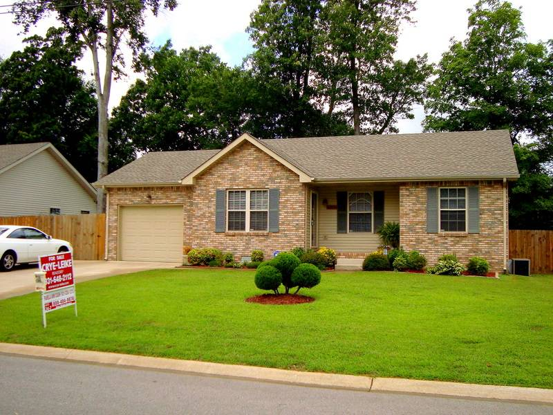 House Sale Clarksville Tim Cash Crye Leike Reality