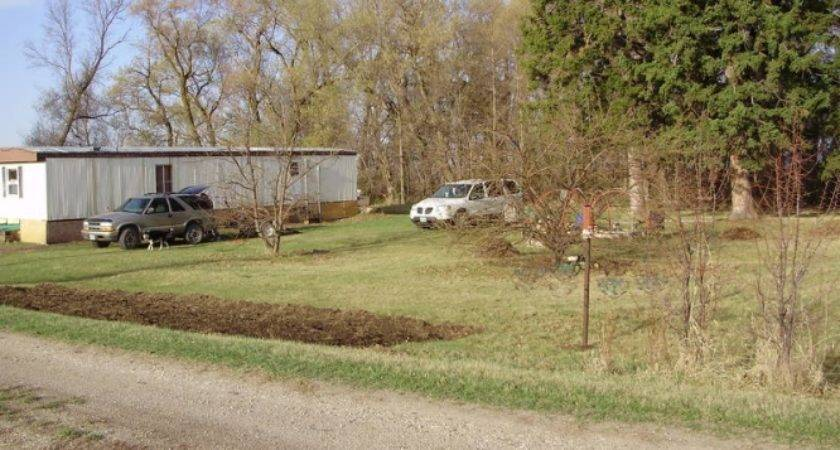 House Trailer Land Sale Highway Glenboro Manitoba