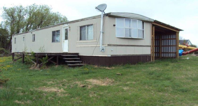Houses Sale Mobile Home Fleetwood House Trailer