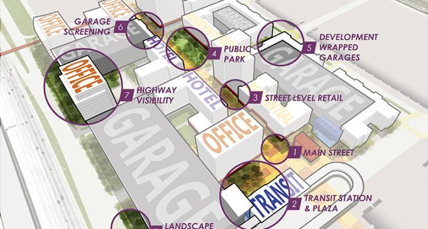 Houston Energy Corridor District Master Plan Sasaki Associates