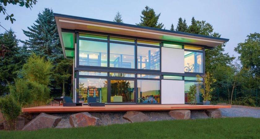 Huf Haus Modum New Prefab House Concept Intelligent