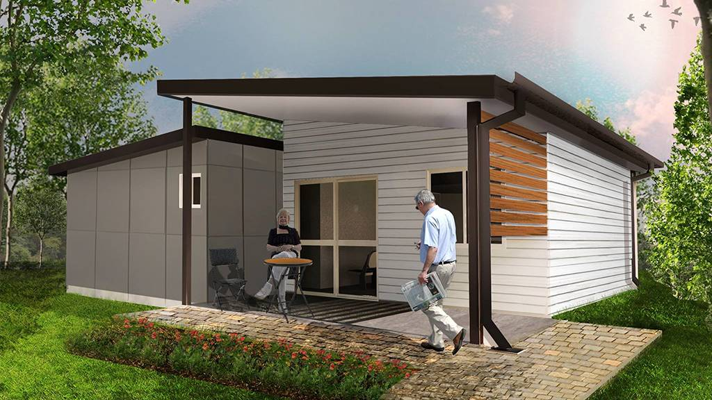 Ibuild Lekofly Modular Homes Bedroom Cabins
