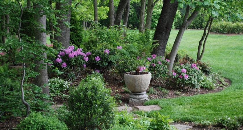 Ideas Shade Garden Path Plant