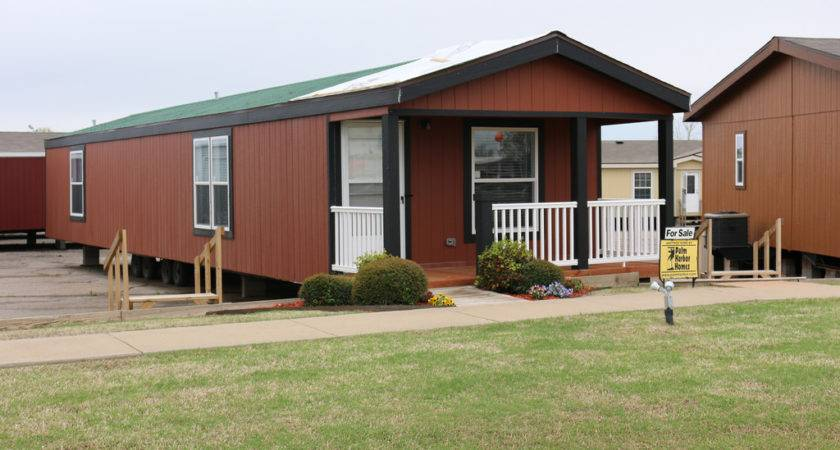 Iii Single Wide Manufactured Home Oklahoma City