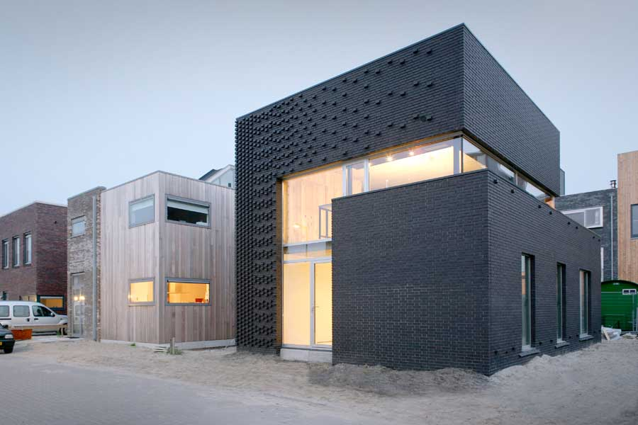 Ijburg House Amsterdam Home Property Architect