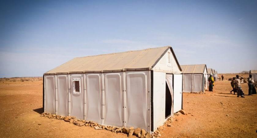Ikea Designs Pre Made Tiny Homes Send Refugee Camps Around