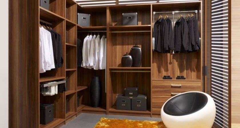 Ikea Walk Closet Designs Bright White Theme Natural Wood
