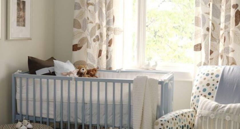 Ikea Window Treatments Contemporary Nursery Ici