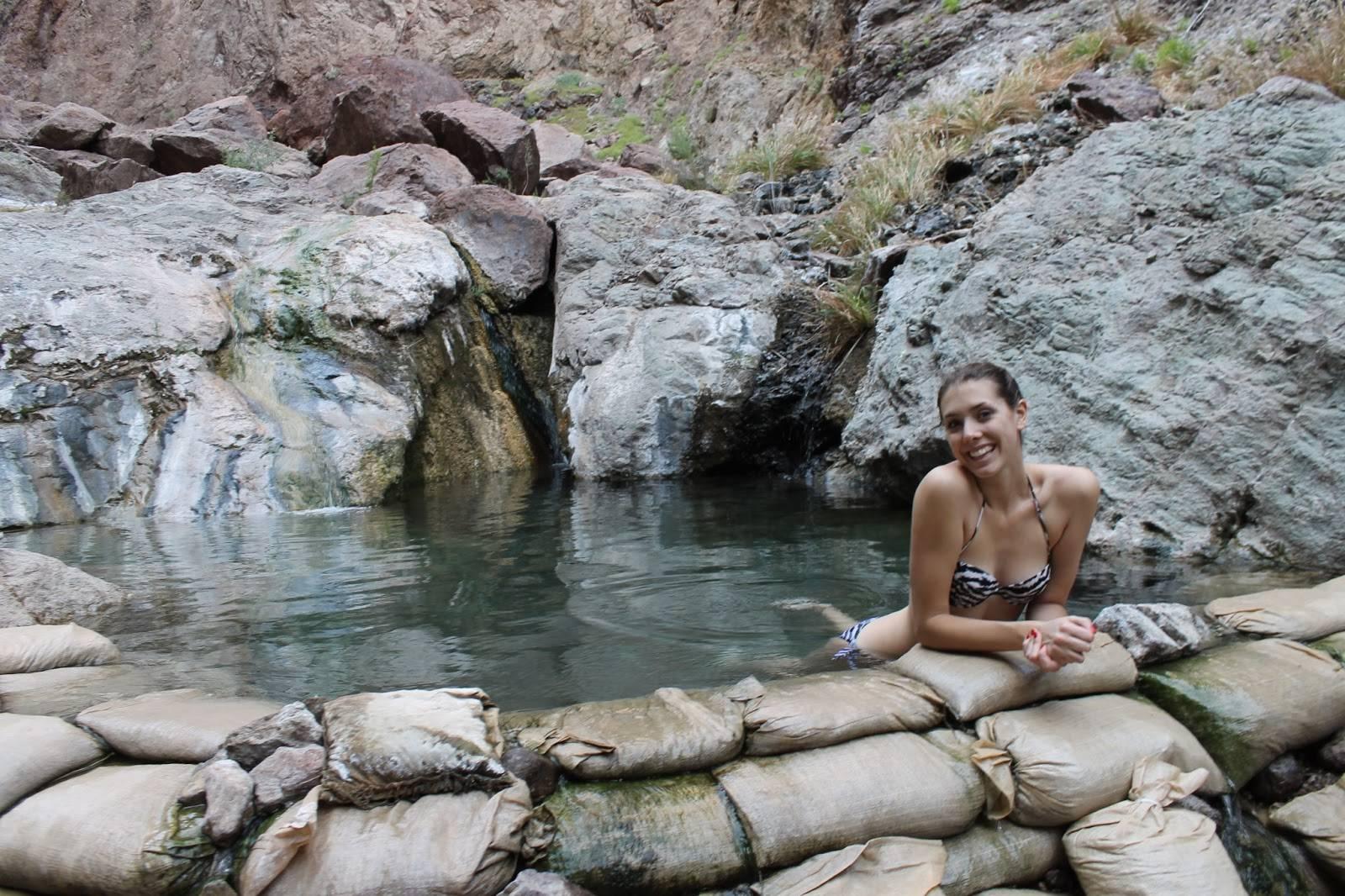 Importance Being Ernest Goldstrike Hot Springs