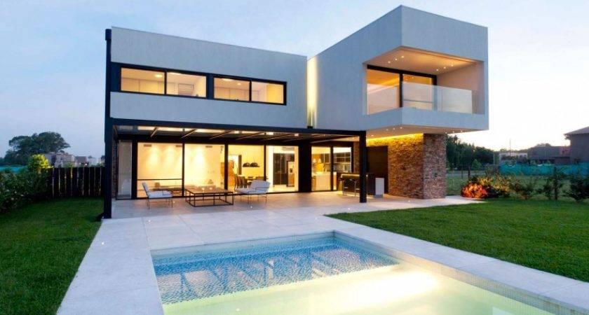 Imposing House Argentina Ranking High Functionality