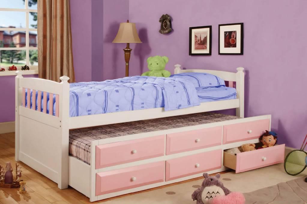 Incorporating Kids Trundle Beds Room Design