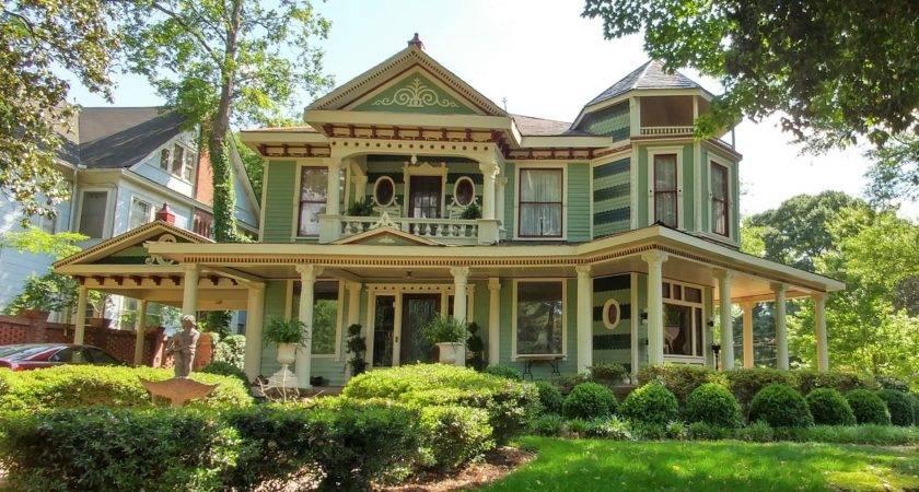 Inman Park Atlanta Victorian Homes More Old Georgia