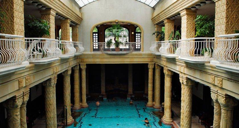 Inside Public Bathhouses Turkey South Korea