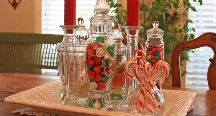 Inspiring Christmas Dinning Table Decorations Ideas