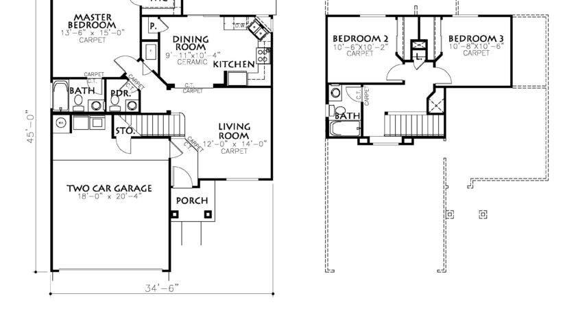 Inspiring Classic American Homes Floor Plans