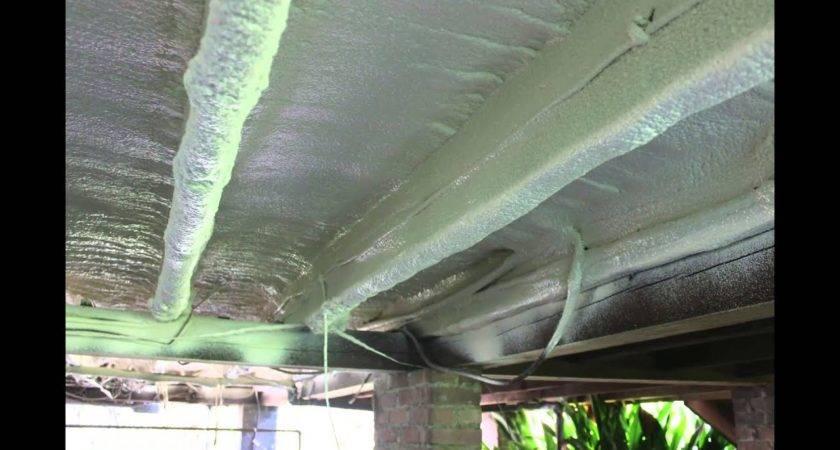 Insulate Floor Under Mobile Home Matttroy