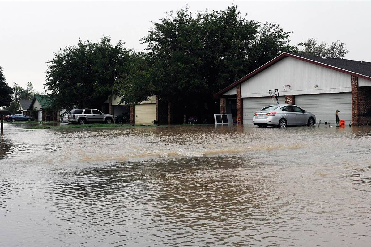 Intensify Heavy Rains Texas Under Flood Watch Nbc News