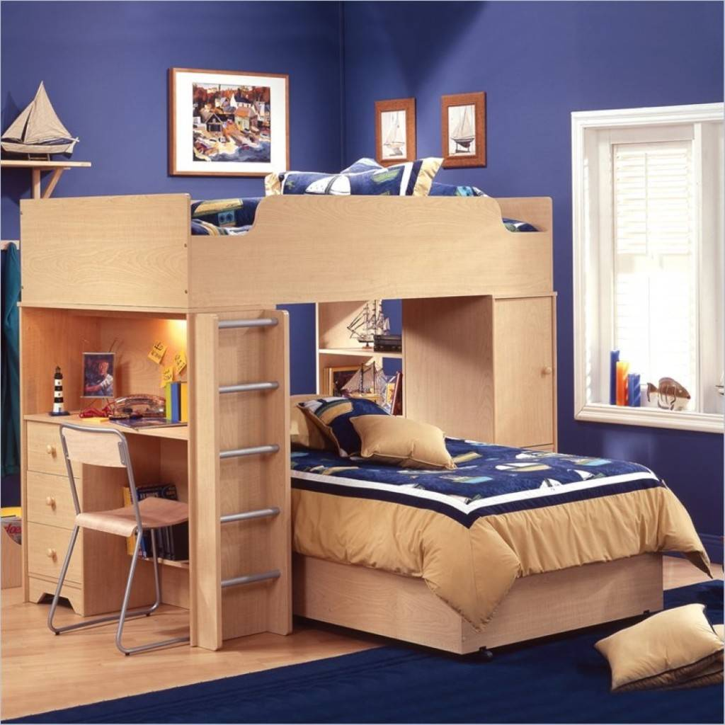Interesting Bunk Beds Design Ideas Boys Girls