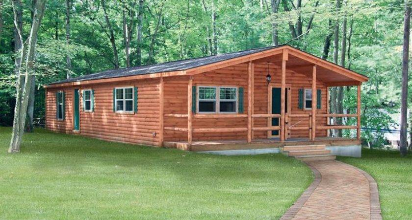 Interior Double Wide Mobile Homes Log Cabins