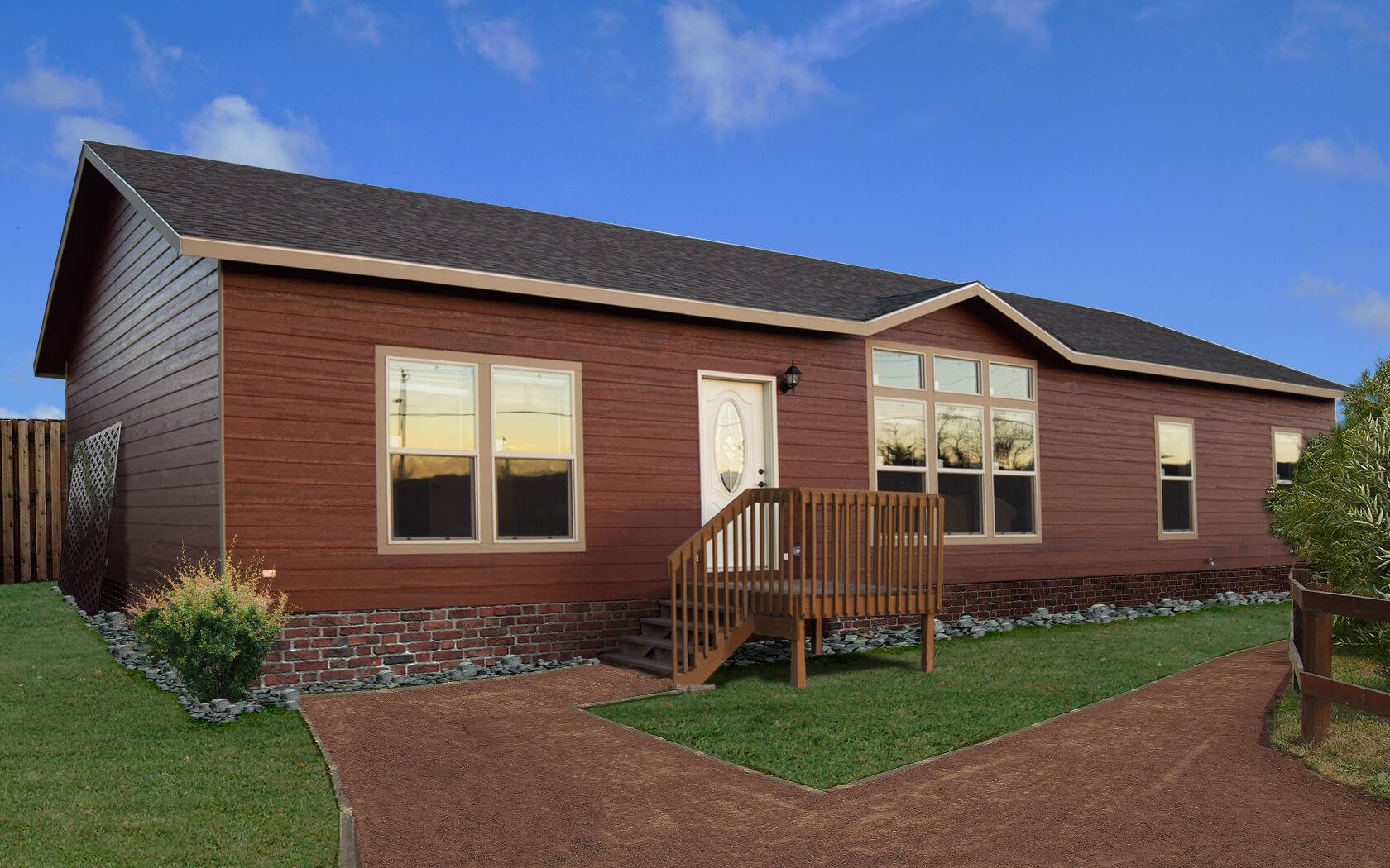 Iseman Homes Williston Manufactured Home Dealer