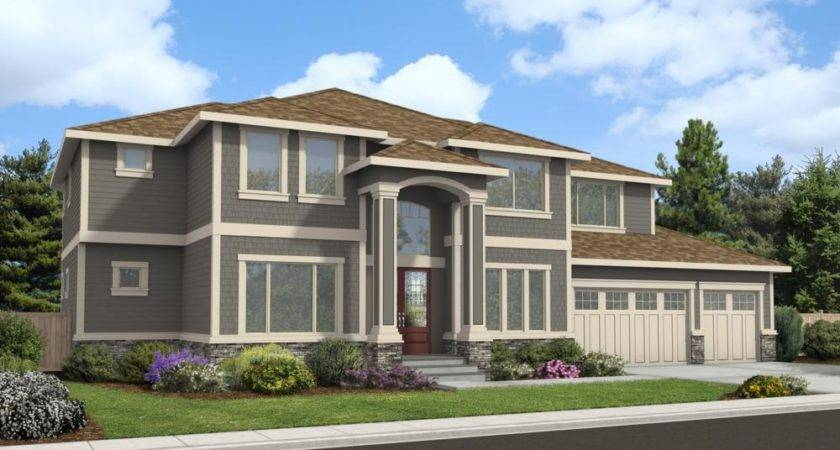 Islander Seattle New Homes American Classic