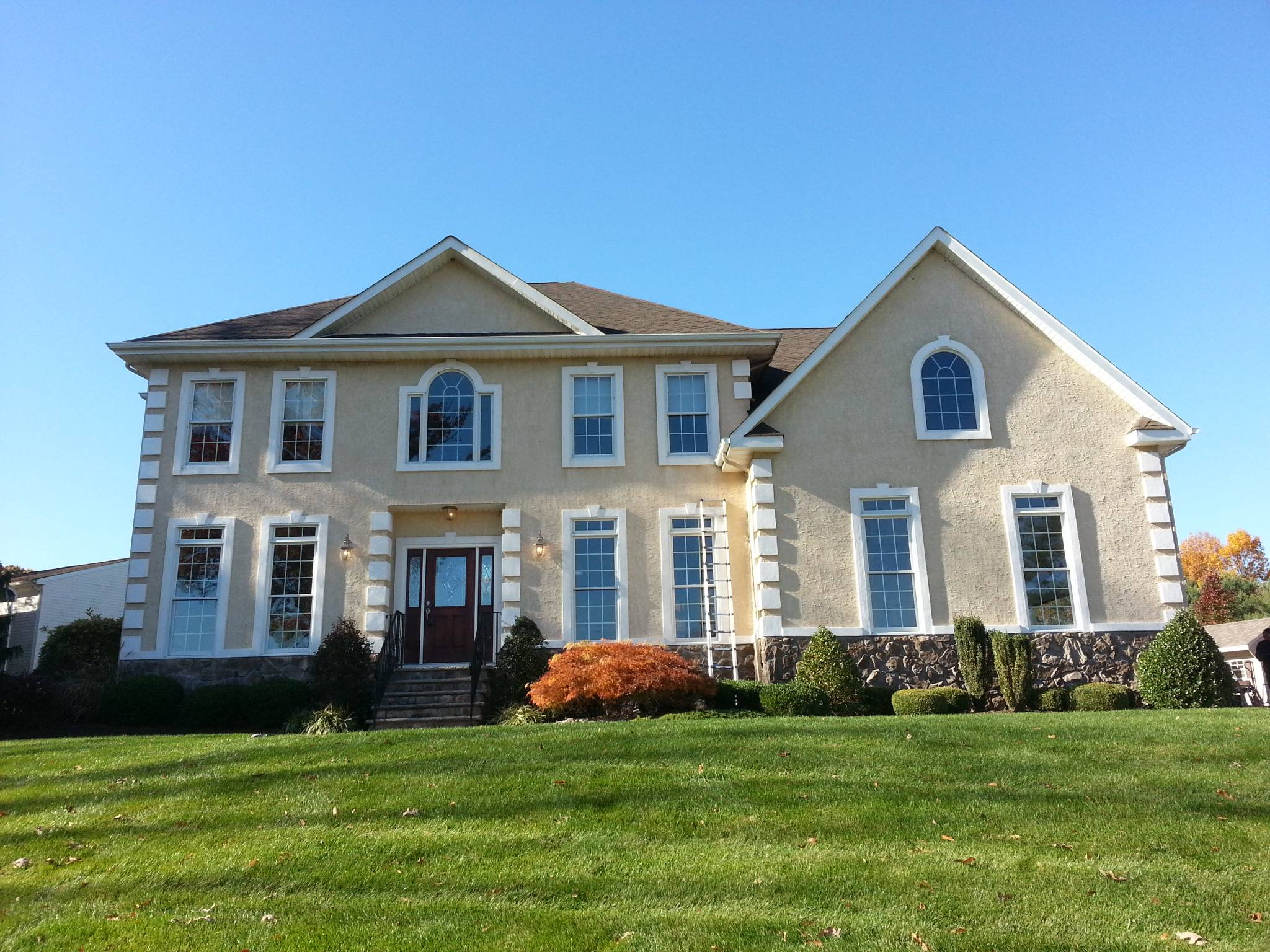 Issues Stucco Homes Gloucester Camden Burlington County