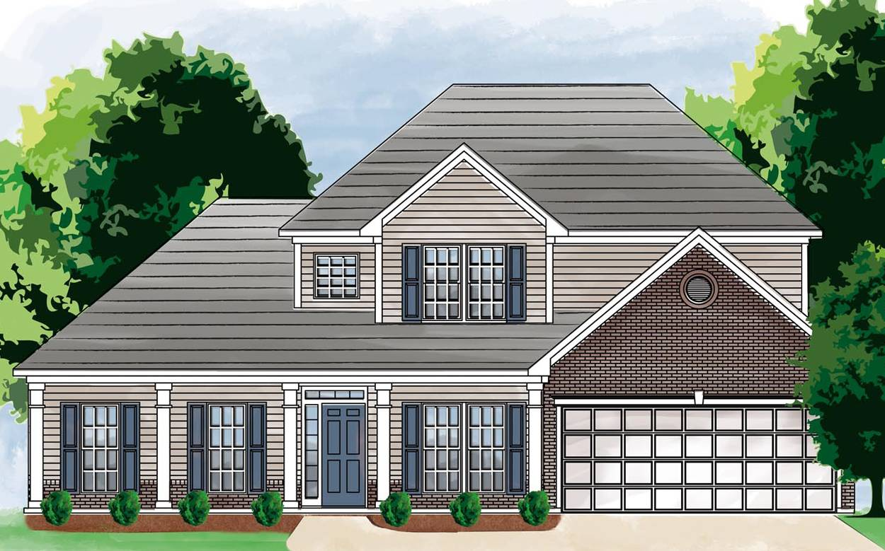 Ivy Park Rose Anne Erickson Realty Homes Sale Fortson