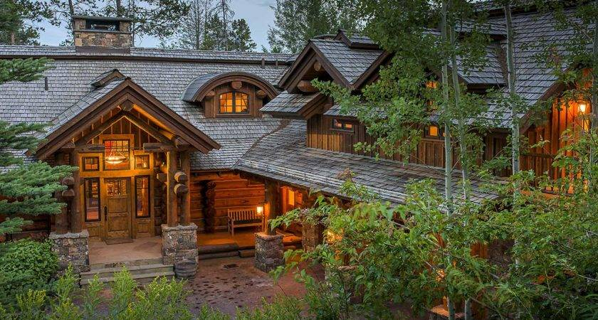 Jackson Hole Showcase Homes Homestead Magazine