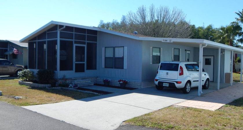 Jacobsen Mobile Manufactured Home New Port Richey