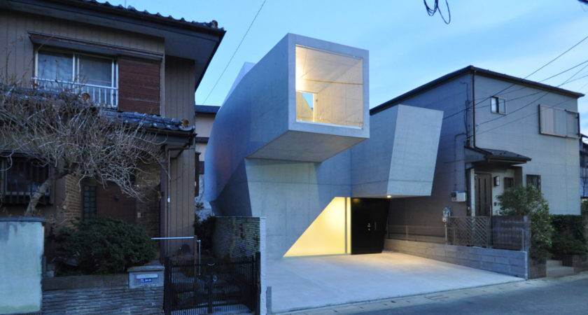 Japanese Kyosho Jutaku Micro Homes Redefine Living Small