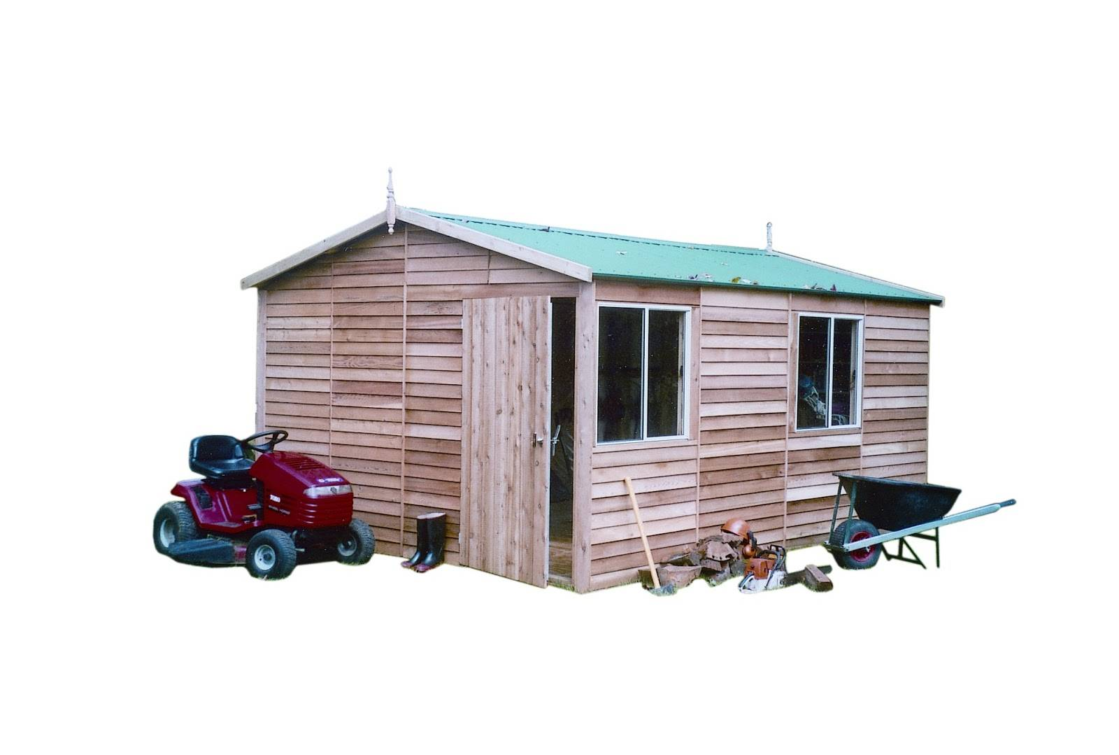 Jbsturf Tips Planning Your Workshop Shed Construction