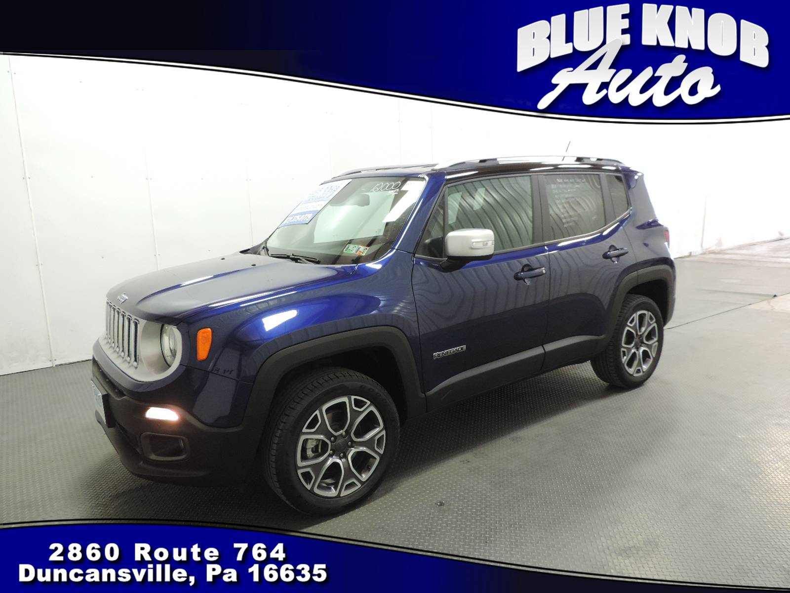 Jeep Renegade Sale Duncansville Zaccjbdt Gpd