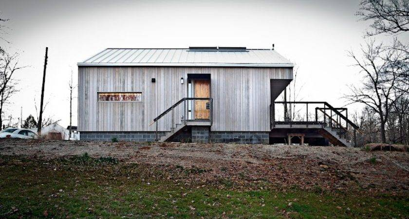 Jetson Green Prefab Norris House Tennessee Living Lab
