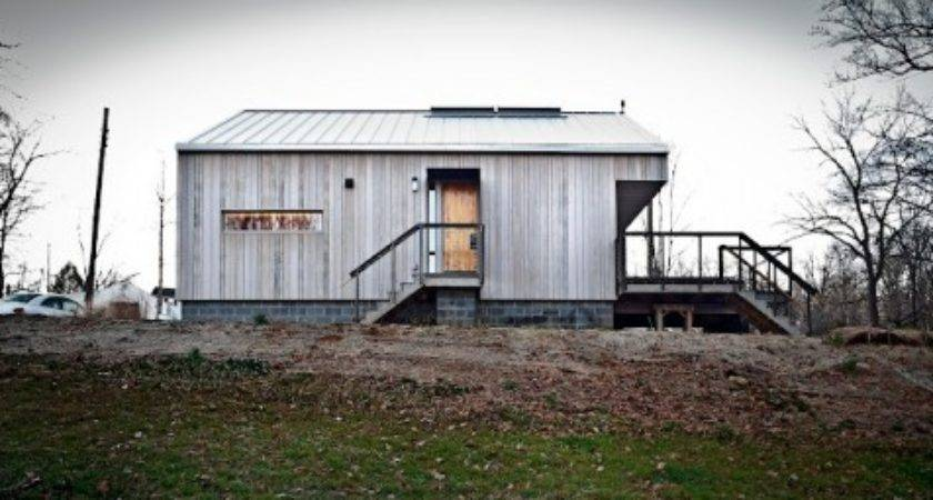 Jetson Green Prefab Norris House Tennessee