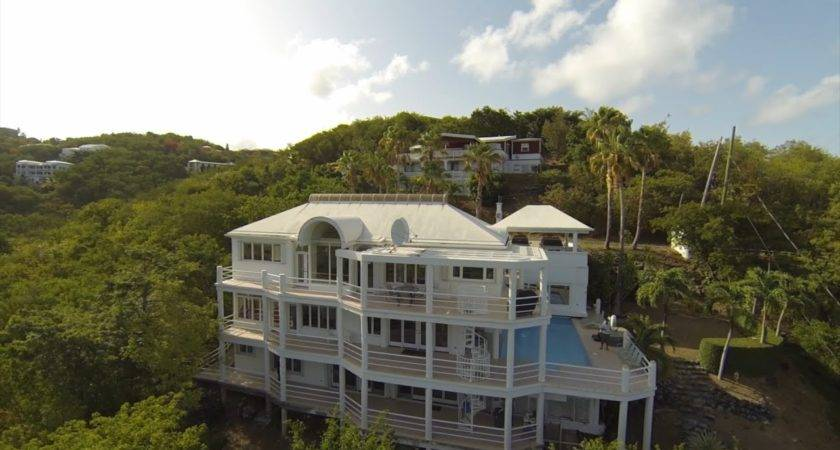 John Foster Real Estate Shapiro House Aerial Video