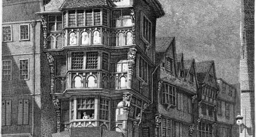 John Thomas Smith Antient Topography Spitalfields Life