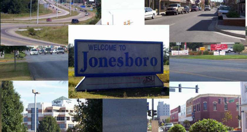 Jonesboro Various Around City
