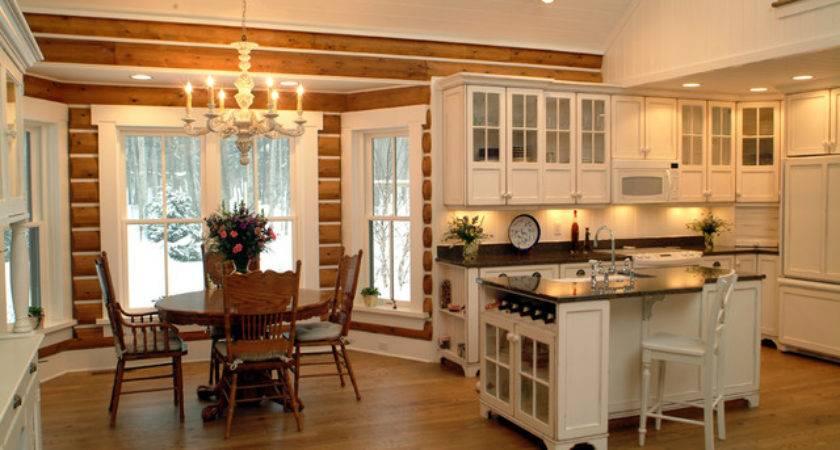 Josie Cabin Rustic Kitchen Grand Rapids Sears