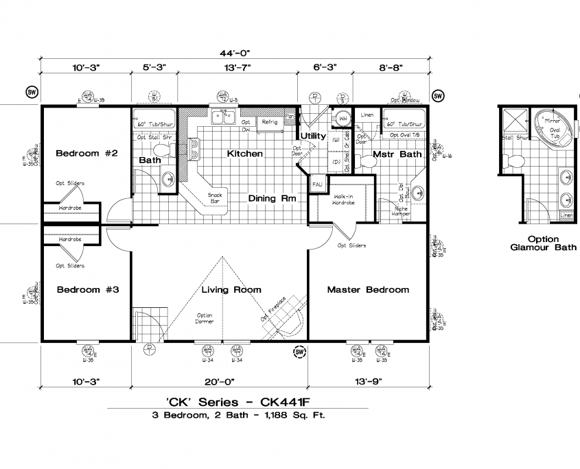 Karsten Homes Floor Plans